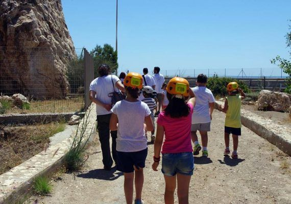 ArqueoRutas actividades para niños