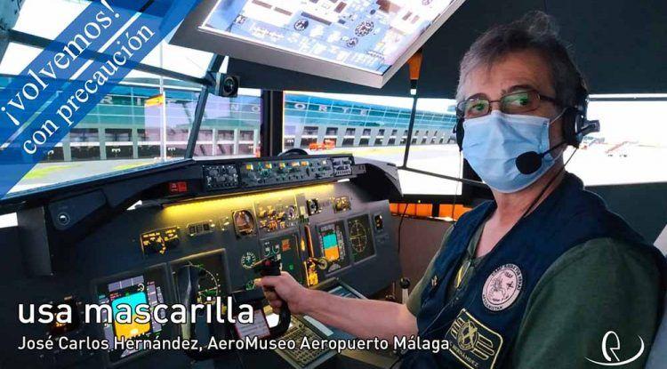Conocer aviones con niños en Málaga: Museo Aeronáutico