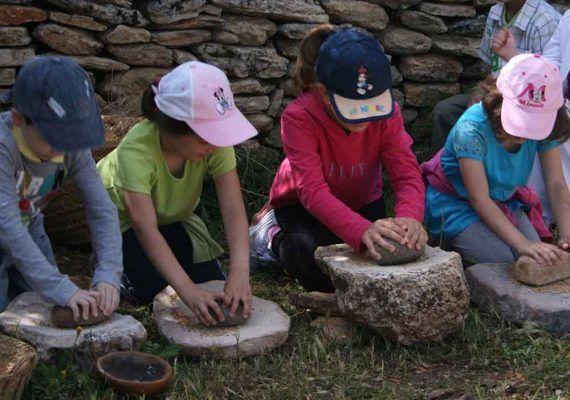 La Algaba de Ronda: disfrutar y aprender con niños en plena naturaleza