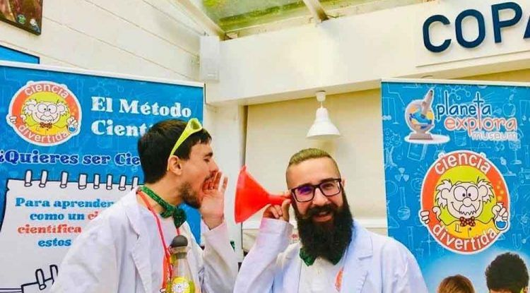 Planeta Explora-Ciencia Divertida: referente en Málaga en educación no formal hacia la ciencia