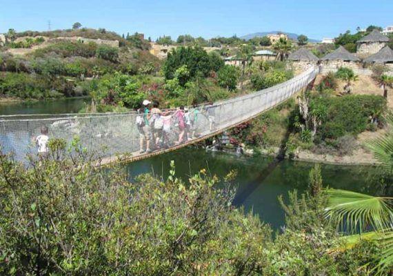 Consigue hasta un 40% de descuento en tu visita a Selwo Aventura, Selwo Marina y Teleférico de Benalmádena