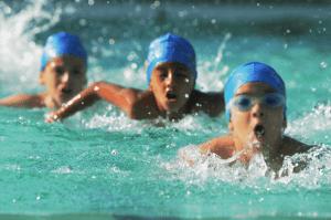 Clases de natación en Yunquera