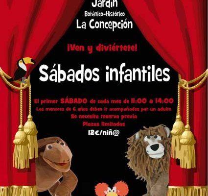 Sábados infantiles en La Concepción