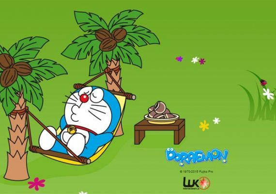 Cosmic Tour Doraemon
