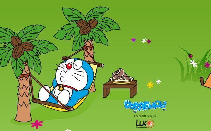 Cosmic Tour Doraemon