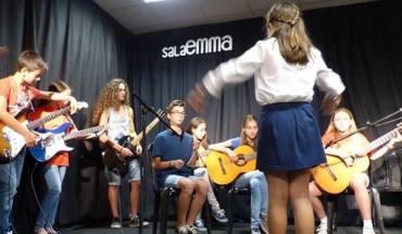 Orquesta infantil-juvenil en Antequera