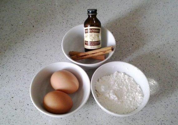 ingredientes básicos para hacer galletas
