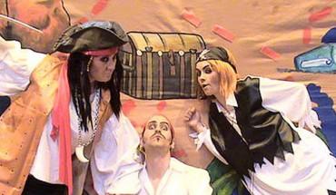 espectáculo infantil pirata esfera