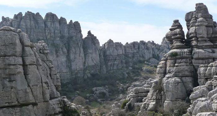 Panorámica Torcal Antequera