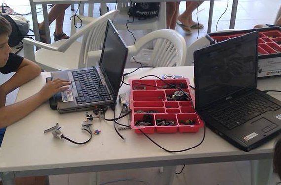taller robotix alumno