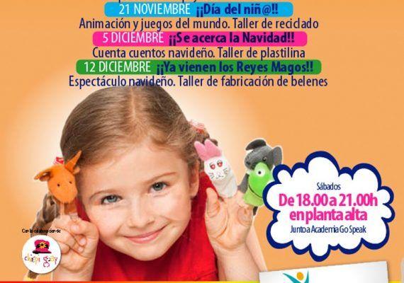 Actividades infantiles gratis