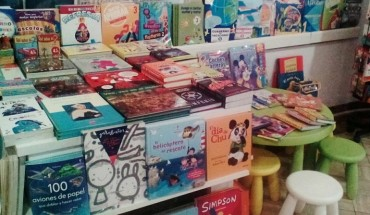Librería Agapea del CAC