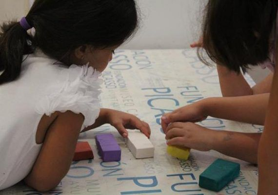 Talleres infantiles en la Casa Natal Picasso