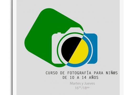 Curso de fotografía para niños