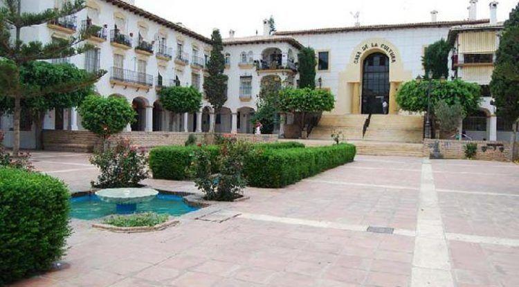 Plaza Gloria Fuertes de La Cala del Moral