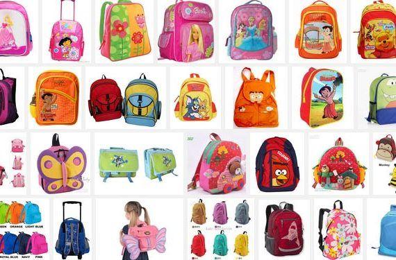 muchas mochilas online