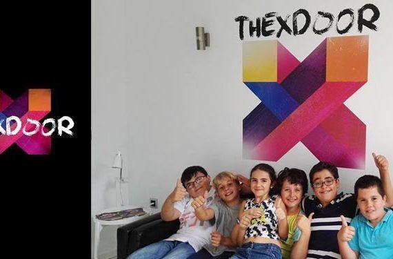 equipo niñas y niños x-door
