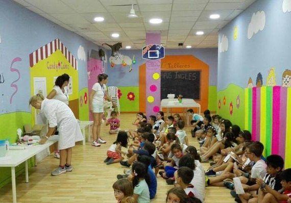 Actividades infantiles en Poppins