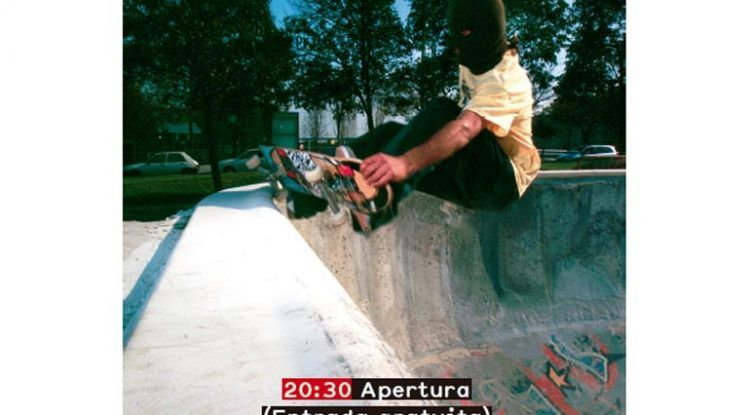 Documental sobre skate Hellcurving