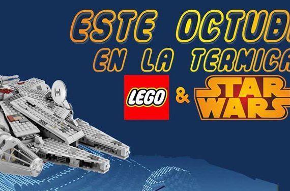 taller Star Wars Lego La Térmica