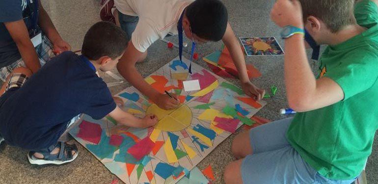 taller museo ruso niños