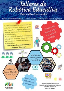 Taller de robótica educativa