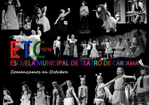 Escuela Municipal de Teatro de Cártama