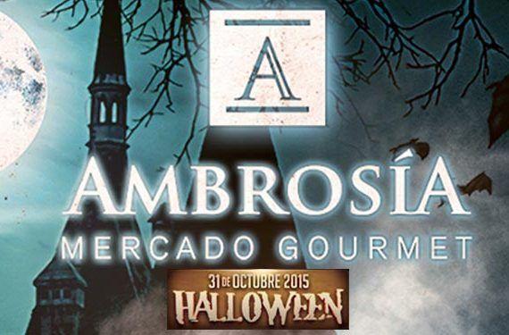 ambrosía mercado gourmet marbella halloween cabecera