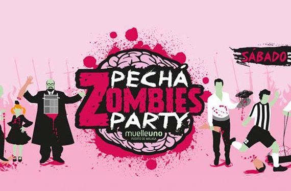 Muelle uno zombis party