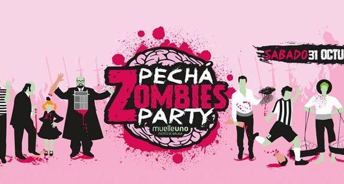 Muelle uno zombis party