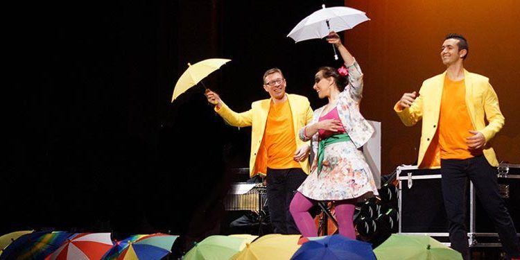 avanti cuatro estaciones paraguas