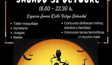 Fiesta Halloween en Benalmádena pueblo