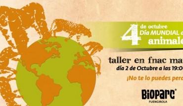 Día Mundial de los Animales en la Fnac Marbella
