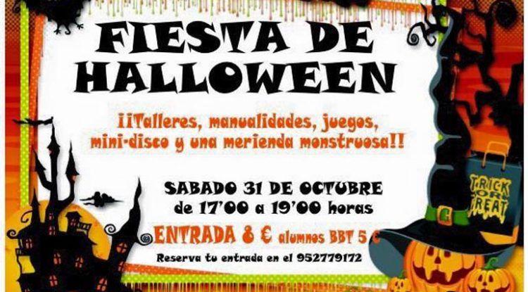 Halloween en Black Box Teatro de Marbella