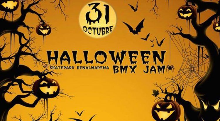 BMX Jam Halloween