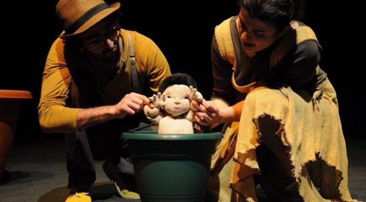 Teatro infantil en la Caja Blanca