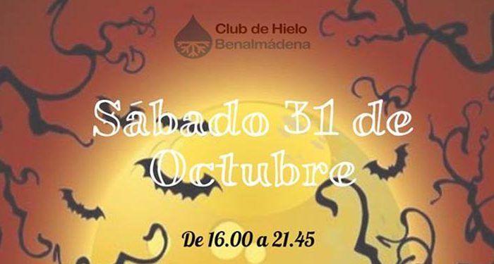 club hielo halloween
