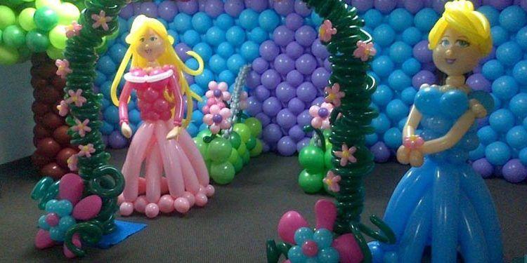 curso decoracion globos