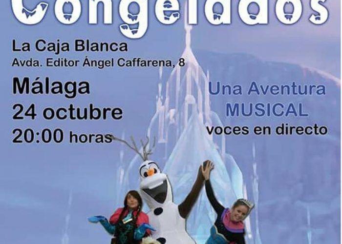 Frozen en La Caja Blanca