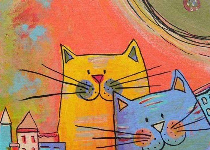 Cuentacuentos en la Librería de los Gatos