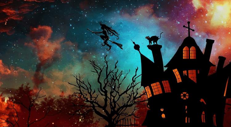 Halloween en El Corte Inglés de Mijas