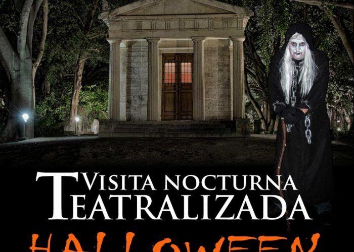 Halloween en La Concepción de Málaga