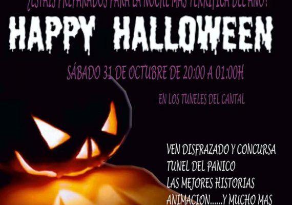 Halloween para jóvenes en La Cala del Moral