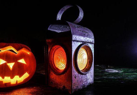 Halloween en Ludoteca Maravillas de El Corte Inglés Mijas