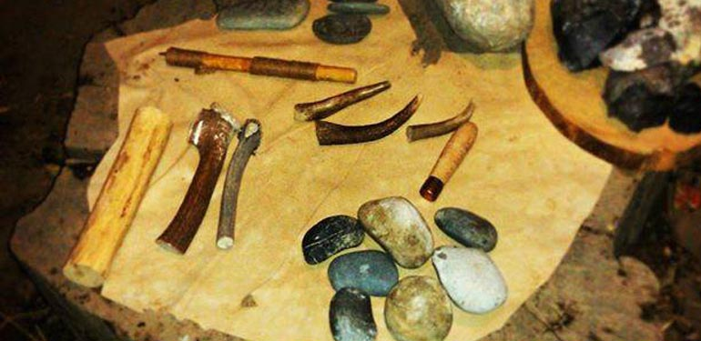 herramientas prehistóricas arqueoeduca