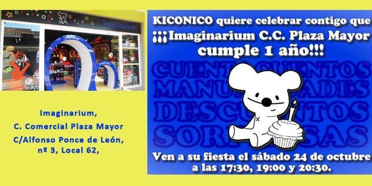kiconico tienda plaza mayor