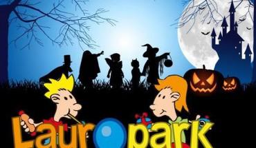 Halloween para niños en Lauropark