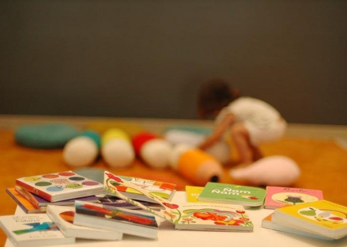 Estimulación de lectura para bebés