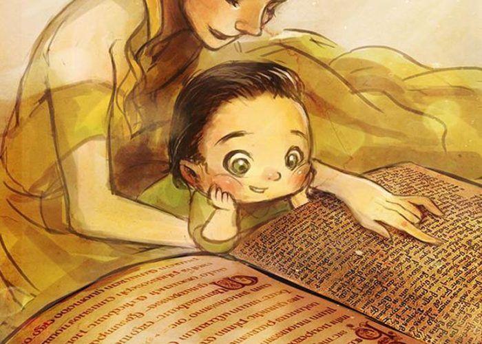 Taller de lectura para bebés