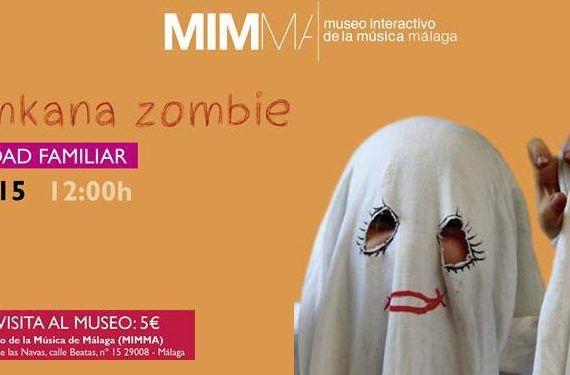 mimma gymkana zombie halloween